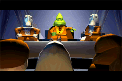 LEGO Star Wars - The Video Game - Cut-Scene  - Big doo-doo - User Screenshot